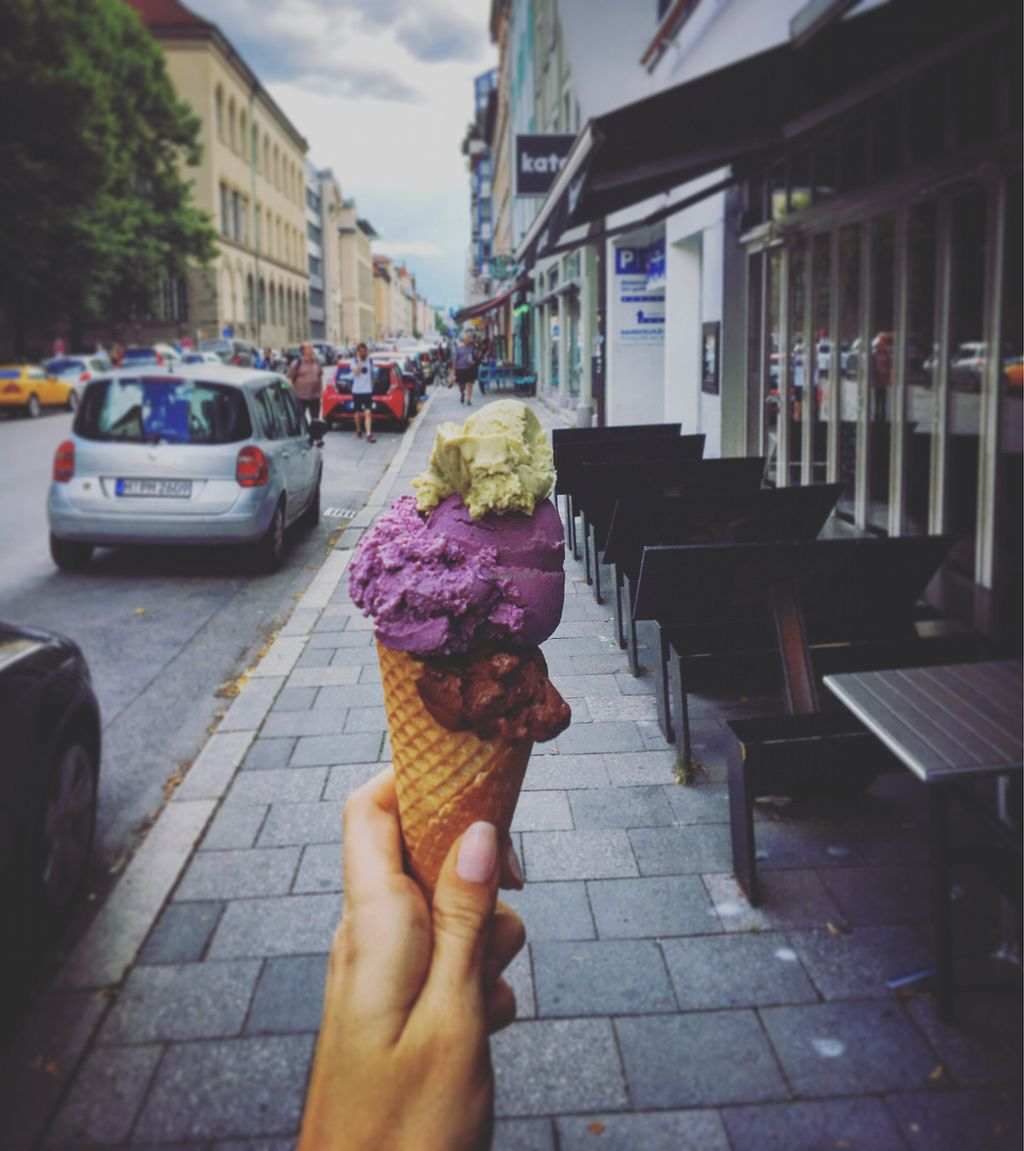 """Photo of iceDate - The Vegan Organic Icecream-Manufactory  by <a href=""""/members/profile/KelseyHudspeth"""">KelseyHudspeth</a> <br/>so much yum <br/> July 9, 2017  - <a href='/contact/abuse/image/50438/278187'>Report</a>"""