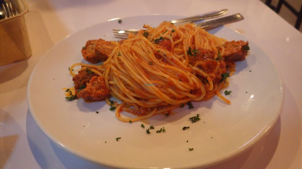 """Photo of CLOSED: HotCakes  by <a href=""""/members/profile/deadpledge"""">deadpledge</a> <br/>Meatball tomato pasta <br/> June 28, 2016  - <a href='/contact/abuse/image/50530/156598'>Report</a>"""