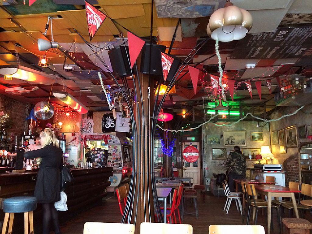 """Photo of Beelzebab at The Hope & Ruin  by <a href=""""/members/profile/SaraBarker"""">SaraBarker</a> <br/>Quirky and eclectic interior.  <br/> April 10, 2017  - <a href='/contact/abuse/image/50556/246708'>Report</a>"""