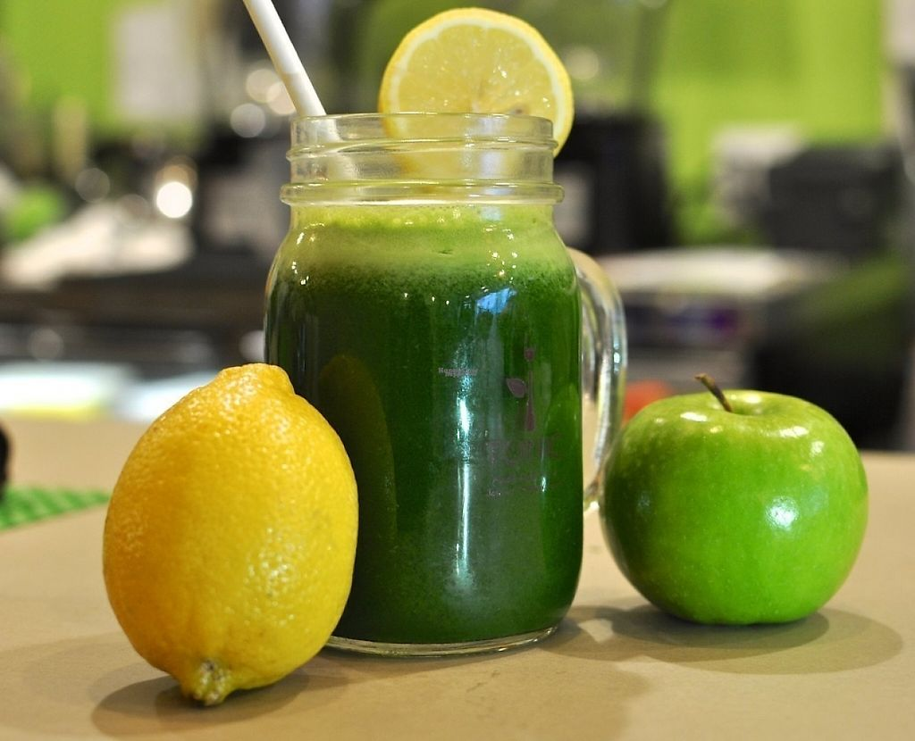 """Photo of Tonic  by <a href=""""/members/profile/Tonic"""">Tonic</a> <br/>Easy Being Green Juice <br/> September 14, 2016  - <a href='/contact/abuse/image/50578/206900'>Report</a>"""