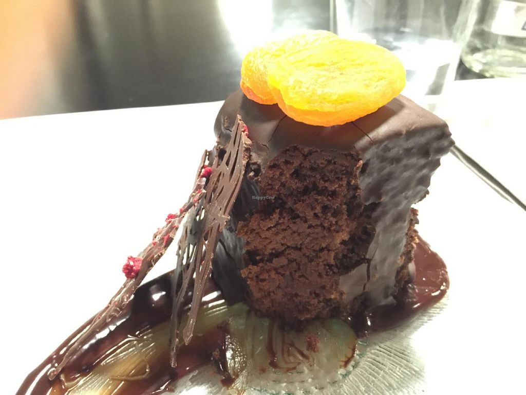 "Photo of Oslo  by <a href=""/members/profile/Luciafmtri"">Luciafmtri</a> <br/>Vegan Sacher Cake <br/> March 11, 2015  - <a href='/contact/abuse/image/50583/95467'>Report</a>"