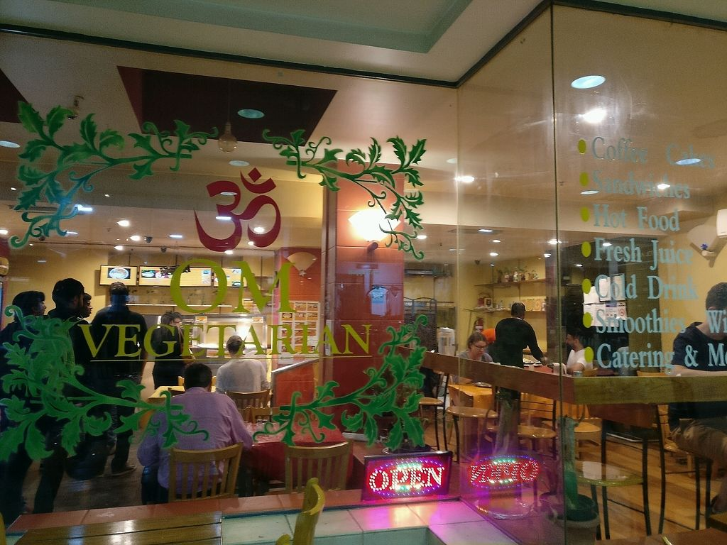 """Photo of Om Vegetarian - Capitol Arcade  by <a href=""""/members/profile/Aloo"""">Aloo</a> <br/>from the outside <br/> March 16, 2018  - <a href='/contact/abuse/image/50591/371161'>Report</a>"""