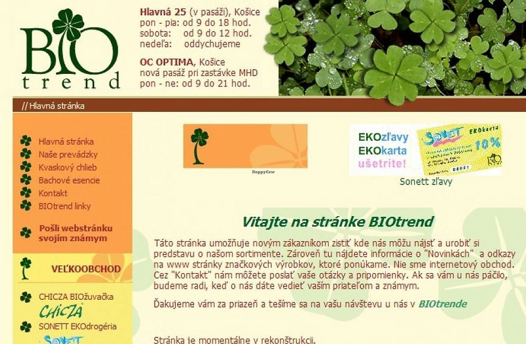 """Photo of Biotrend - Hlavna  by <a href=""""/members/profile/community"""">community</a> <br/>Biotrend <br/> August 24, 2014  - <a href='/contact/abuse/image/50594/243733'>Report</a>"""
