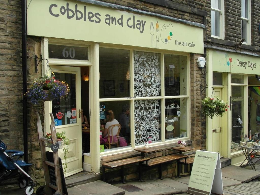 Image result for cobbles & clay haworth keighley
