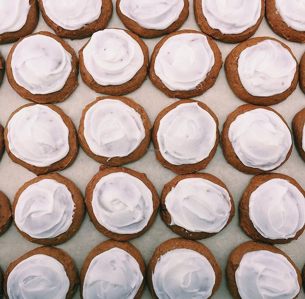 """Photo of CLOSED: Pie in the Sky  by <a href=""""/members/profile/outcastjack"""">outcastjack</a> <br/>Frosted pumpkin cookies  <br/> January 8, 2017  - <a href='/contact/abuse/image/50618/209581'>Report</a>"""