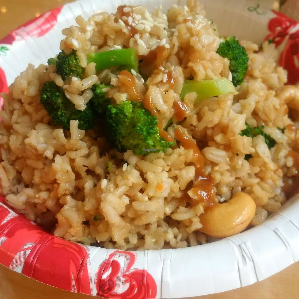 "Photo of Sweet Peaces  by <a href=""/members/profile/InfiniteLoveGratitude"">InfiniteLoveGratitude</a> <br/>Sweet Peaces ~ Thai Broccoli Rice!   Seriously Scrumptious!!!   <br/> April 15, 2017  - <a href='/contact/abuse/image/50647/248455'>Report</a>"