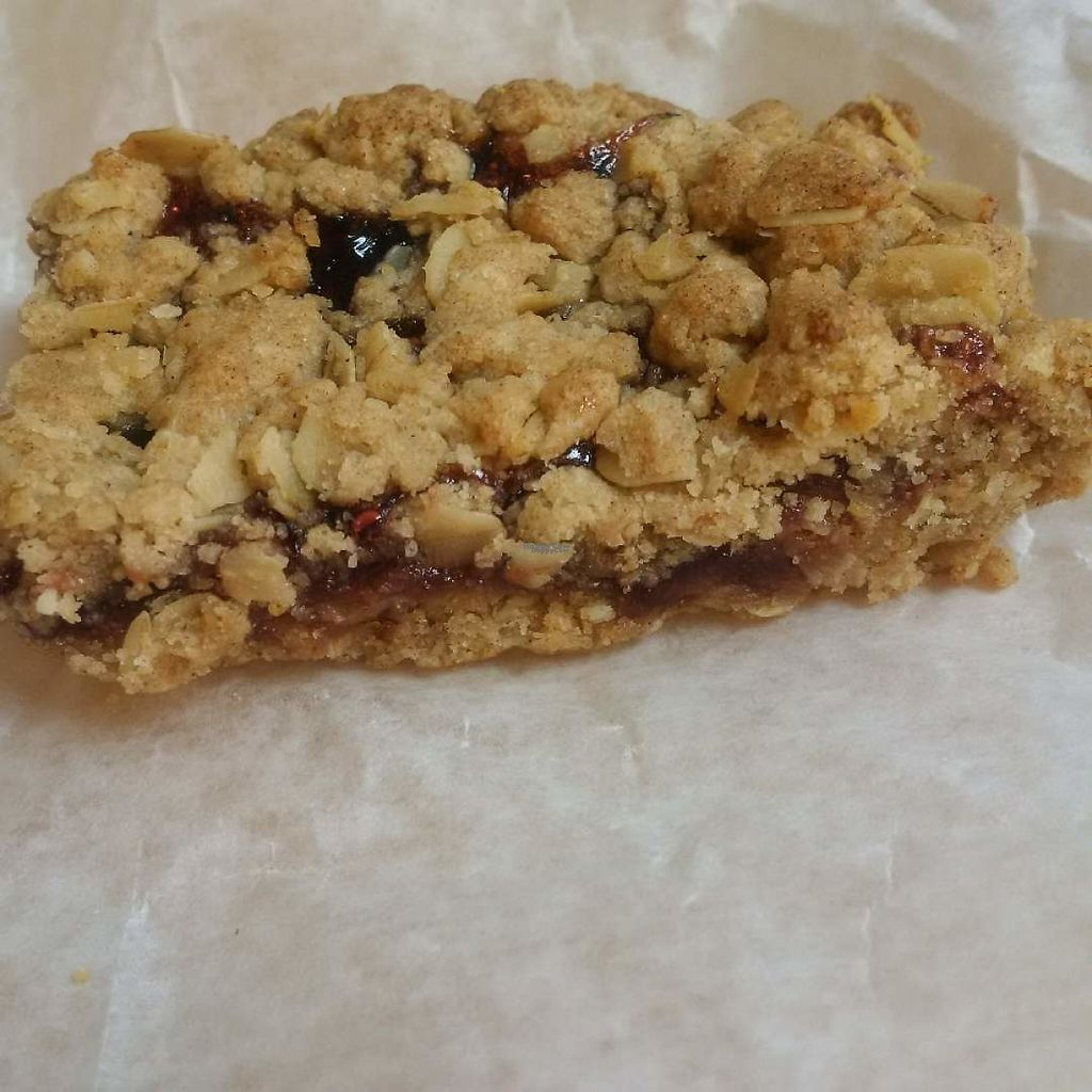 "Photo of Sweet Peaces  by <a href=""/members/profile/InfiniteLoveGratitude"">InfiniteLoveGratitude</a> <br/>Sweet Peaces ~ Wild Cherry Raspberry Rhubarb Cobbler Bar!   <br/> April 17, 2017  - <a href='/contact/abuse/image/50647/249218'>Report</a>"