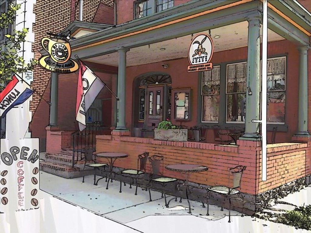 """Photo of Ragged Edge Coffee House  by <a href=""""/members/profile/community"""">community</a> <br/>The Ragged Edge Coffee House <br/> August 24, 2014  - <a href='/contact/abuse/image/50669/78124'>Report</a>"""