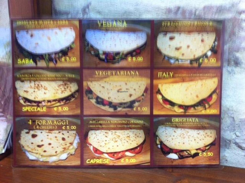 """Photo of Piadina Biologica  by <a href=""""/members/profile/Alice%20Giusto"""">Alice Giusto</a> <br/>menu <br/> September 1, 2014  - <a href='/contact/abuse/image/50691/78828'>Report</a>"""
