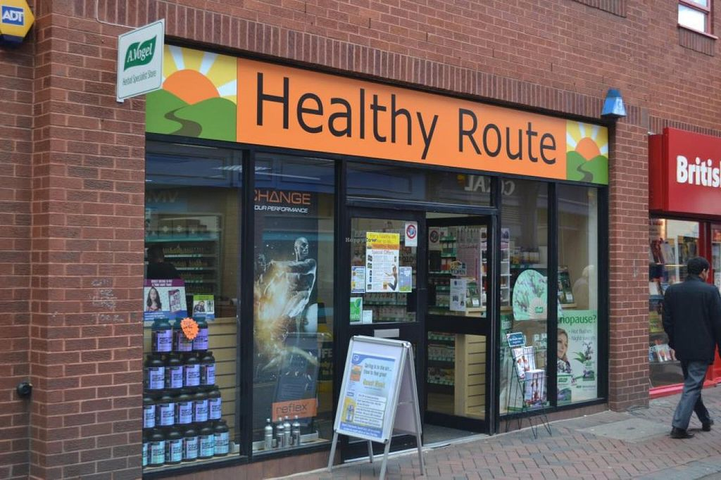 """Photo of Healthy Route  by <a href=""""/members/profile/community"""">community</a> <br/>Healthy Route <br/> August 26, 2014  - <a href='/contact/abuse/image/50744/78324'>Report</a>"""