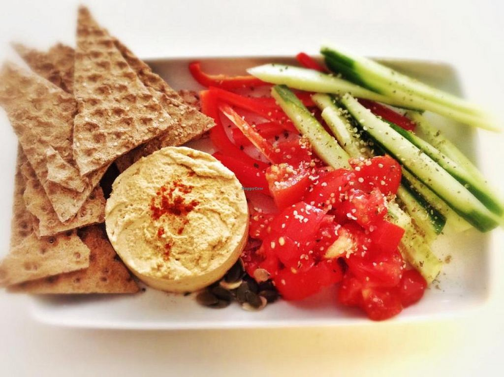 Photo of Fresco  by NeagAlin <br/>Hummus Plate <br/> September 12, 2014  - <a href='/contact/abuse/image/50759/79638'>Report</a>