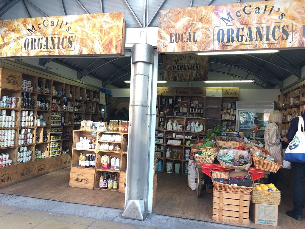 """Photo of McCall's Organics  by <a href=""""/members/profile/Hoggy"""">Hoggy</a> <br/>Outside McCall's Organics <br/> September 23, 2017  - <a href='/contact/abuse/image/50764/307493'>Report</a>"""