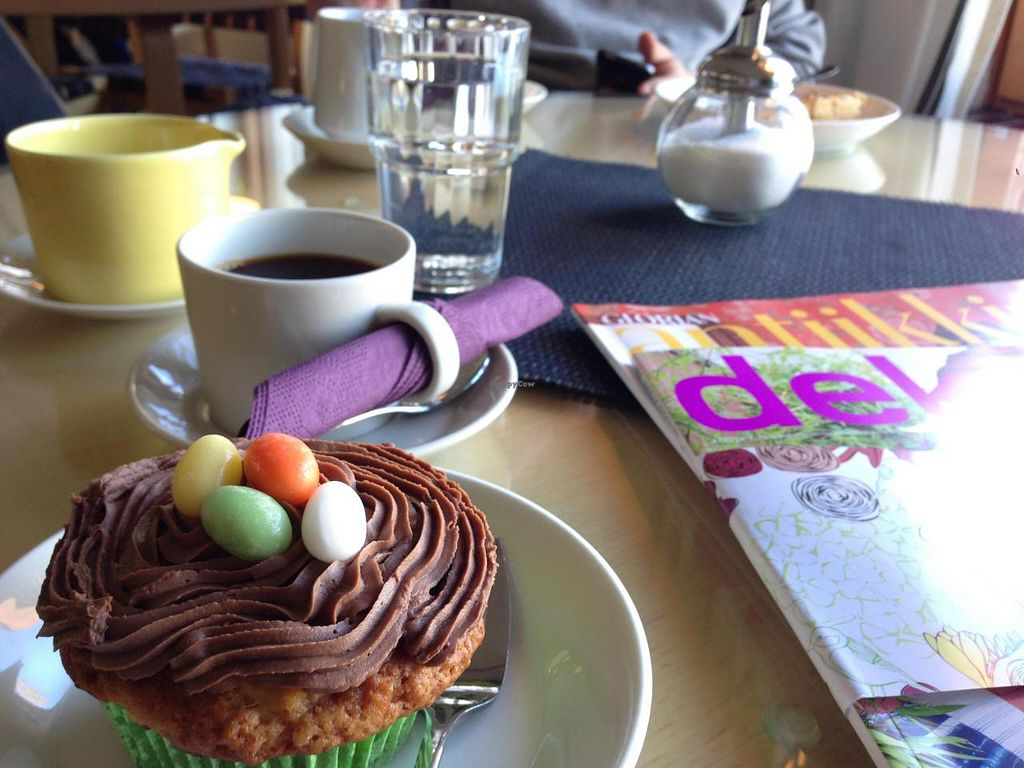 "Photo of Cafe Alvar  by <a href=""/members/profile/xsrax"">xsrax</a> <br/>Yummy muffin and coffee <br/> September 8, 2014  - <a href='/contact/abuse/image/50768/79409'>Report</a>"