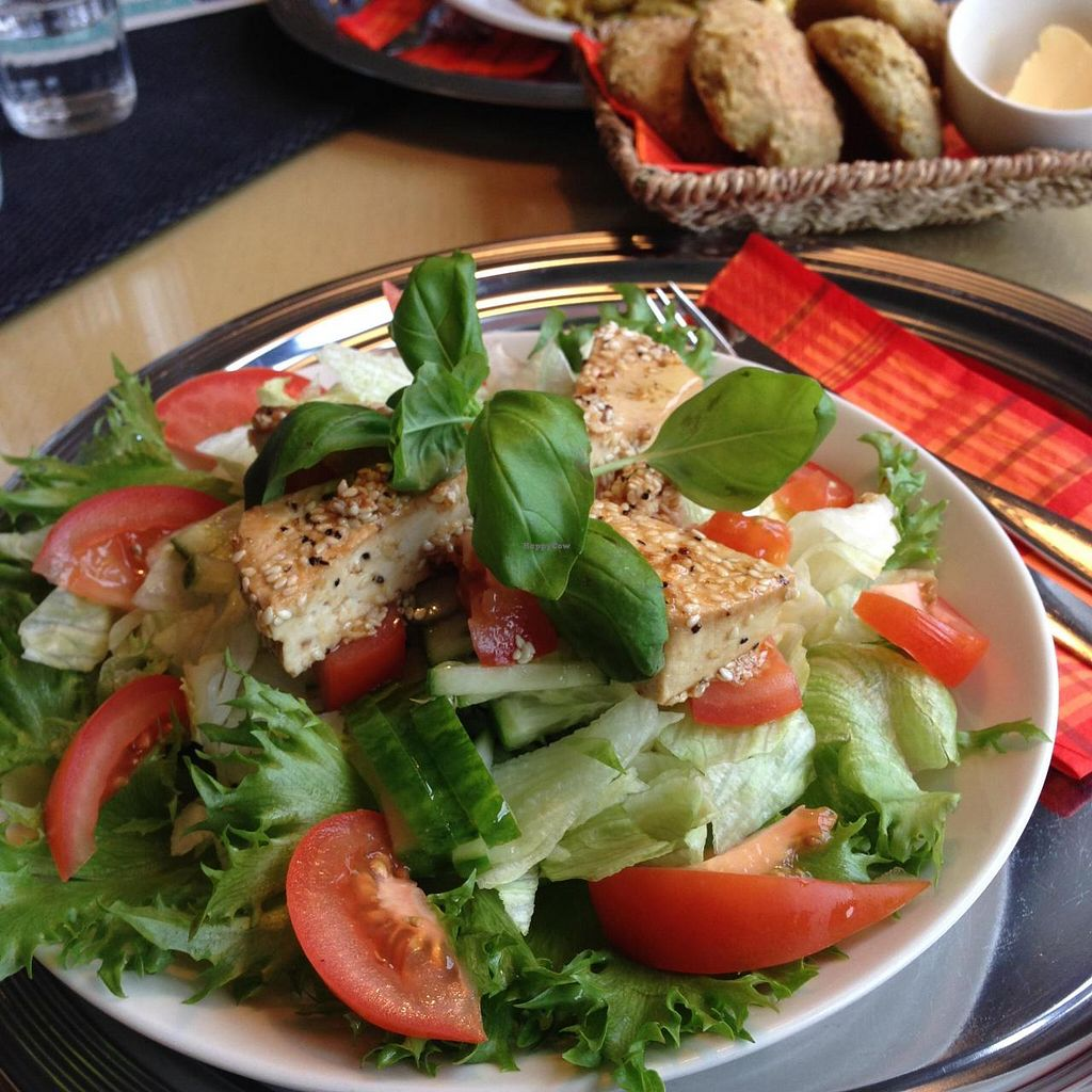 "Photo of Cafe Alvar  by <a href=""/members/profile/xsrax"">xsrax</a> <br/>Sesame & ginger marinated tofu salad with lemon oil <br/> September 29, 2014  - <a href='/contact/abuse/image/50768/81615'>Report</a>"