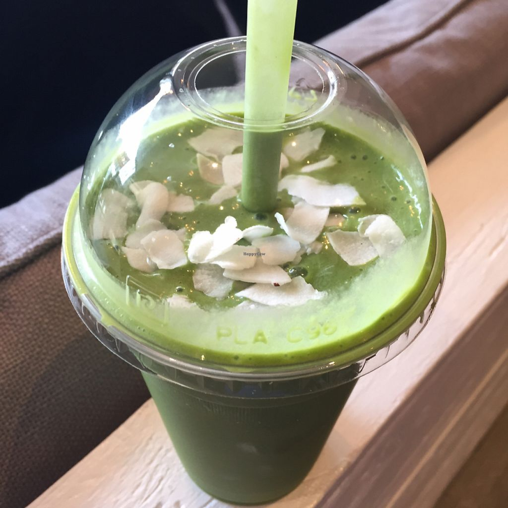 "Photo of Juicebaby  by <a href=""/members/profile/Bea_lc"">Bea_lc</a> <br/>grasshopper smoothie <br/> May 25, 2017  - <a href='/contact/abuse/image/50782/262437'>Report</a>"