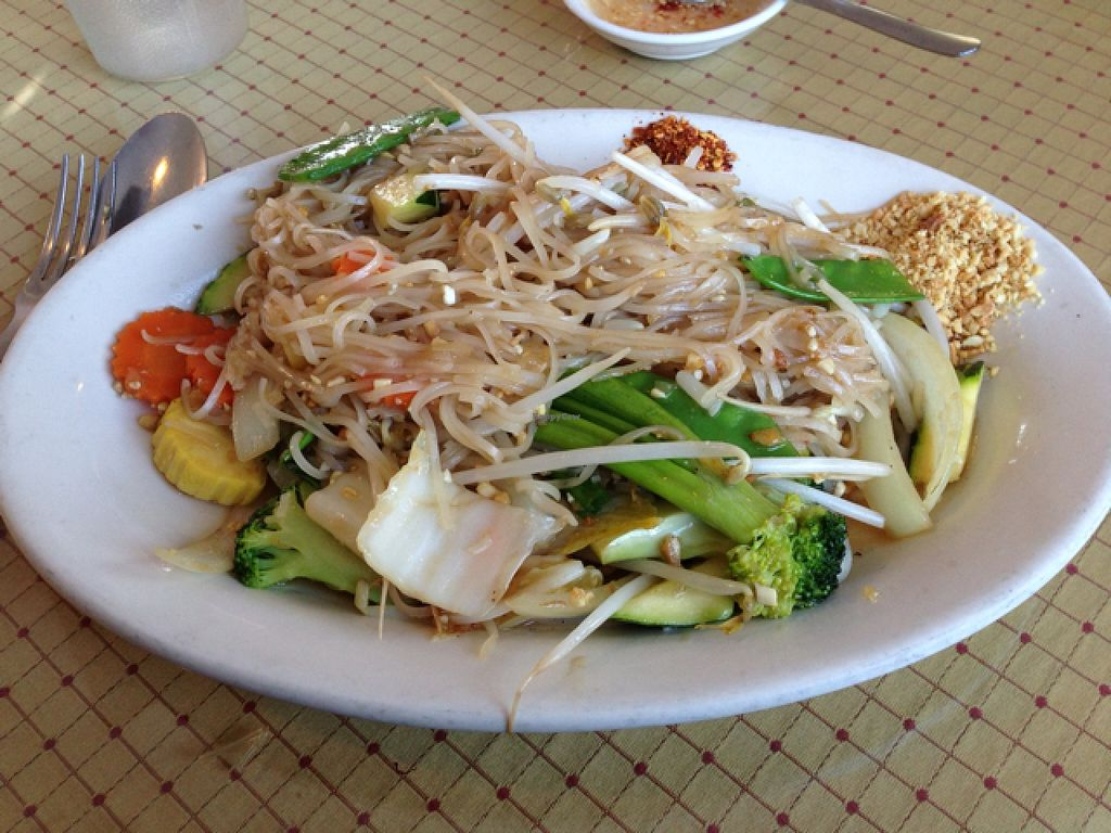 "Photo of Thai House of Bloomington  by <a href=""/members/profile/abbyjane95"">abbyjane95</a> <br/>Pad Thai <br/> January 18, 2016  - <a href='/contact/abuse/image/50850/132945'>Report</a>"