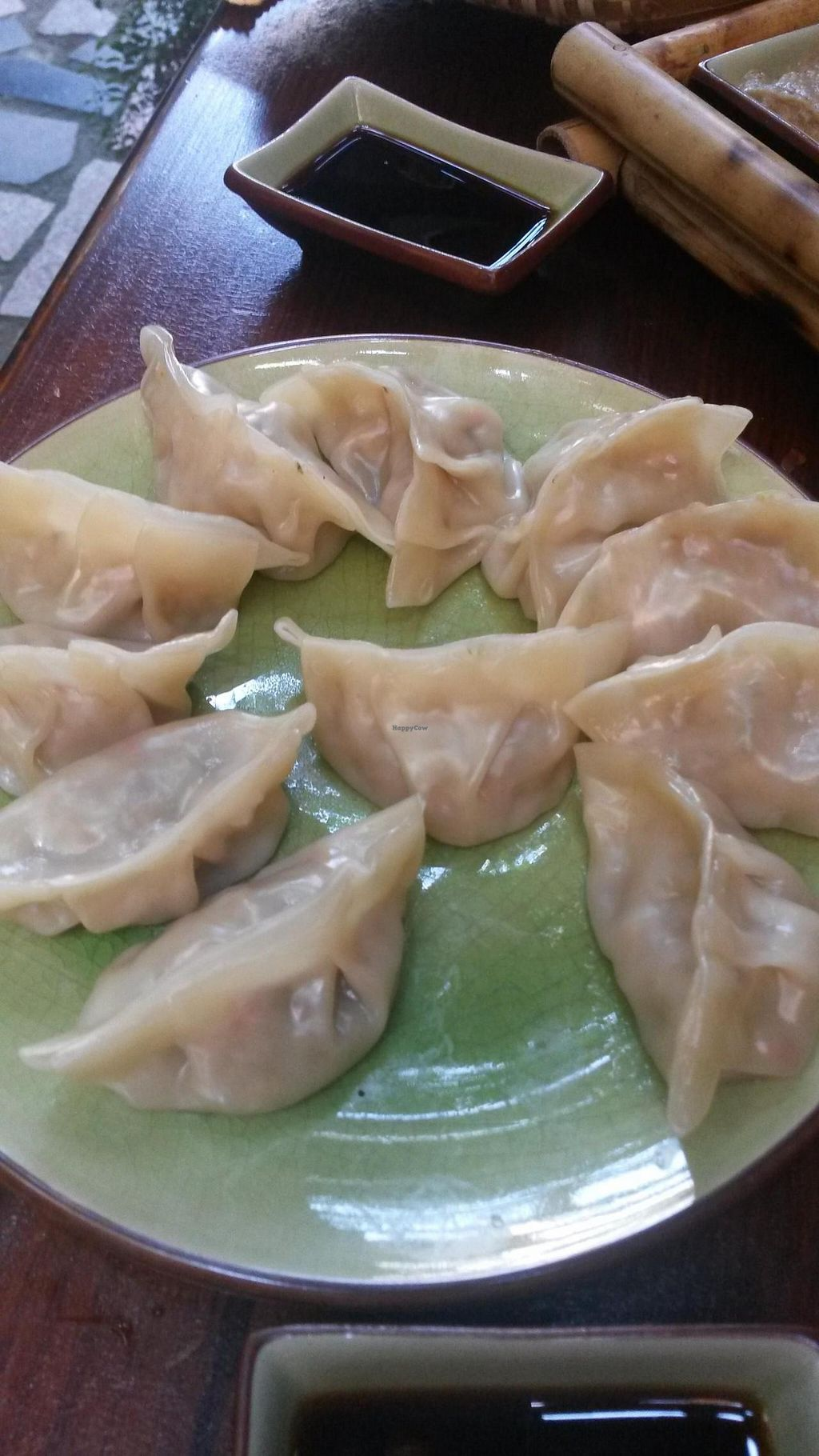 "Photo of Mood Food Energy Cafe  by <a href=""/members/profile/Tania%20Sm"">Tania Sm</a> <br/>Veggie Dumplings <br/> October 23, 2014  - <a href='/contact/abuse/image/50864/83763'>Report</a>"