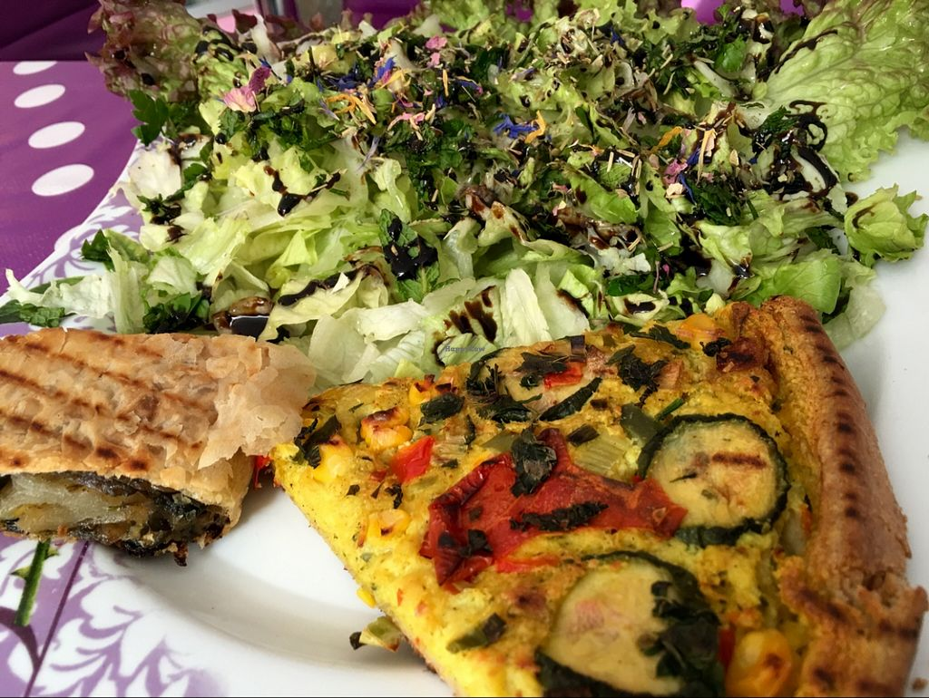 """Photo of CLOSED: Veel Good  by <a href=""""/members/profile/marky_mark"""">marky_mark</a> <br/>quiche & salad <br/> March 12, 2016  - <a href='/contact/abuse/image/50869/139692'>Report</a>"""