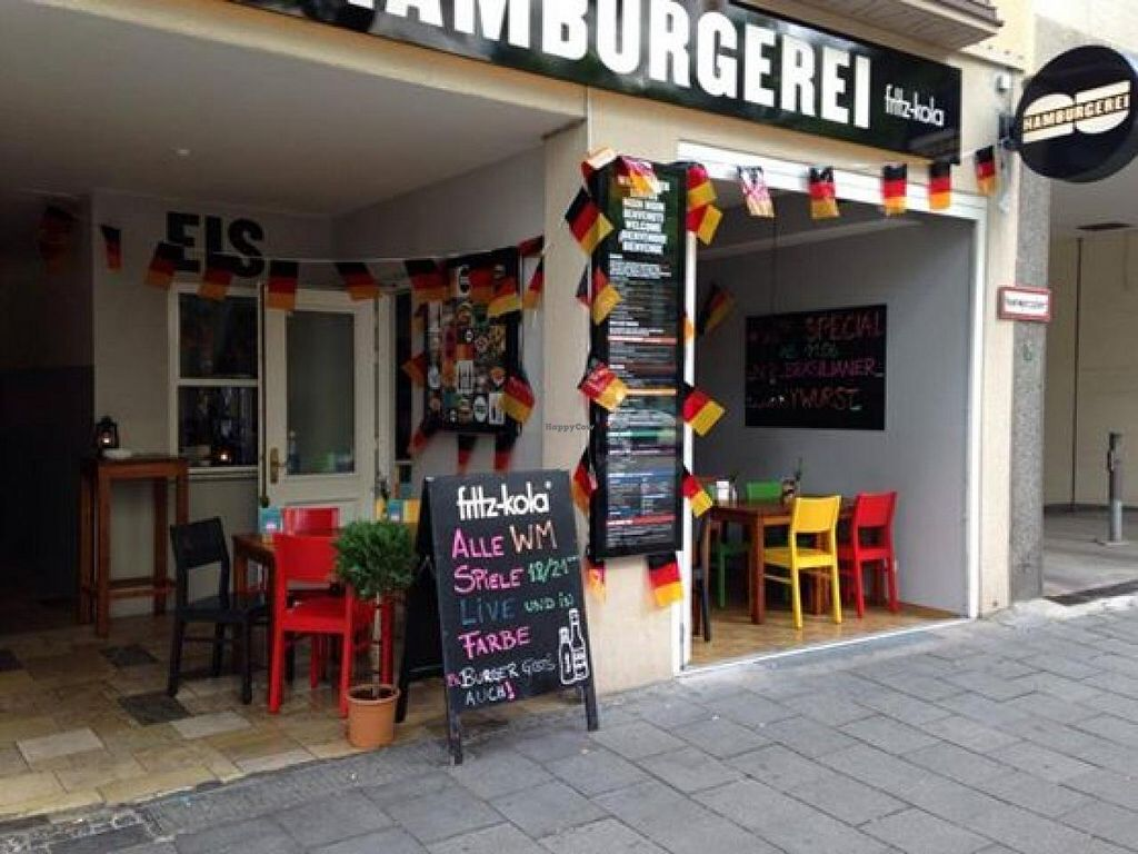 """Photo of Hamburgerei  by <a href=""""/members/profile/community"""">community</a> <br/>Hamburgerei <br/> August 31, 2014  - <a href='/contact/abuse/image/50871/78746'>Report</a>"""