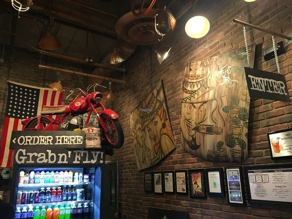 """Photo of Sir Veza's Taco Garage - On the Fly  by <a href=""""/members/profile/Tigra220"""">Tigra220</a> <br/>drink case <br/> August 29, 2016  - <a href='/contact/abuse/image/50890/172082'>Report</a>"""
