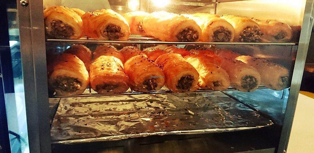 "Photo of Mantra Lounge  by <a href=""/members/profile/Charlie."">Charlie.</a> <br/>Delicious sausage roll <br/> May 10, 2018  - <a href='/contact/abuse/image/50906/397837'>Report</a>"