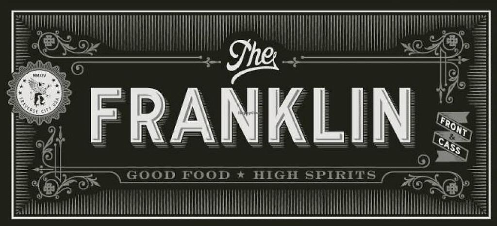 """Photo of The Franklin  by <a href=""""/members/profile/community"""">community</a> <br/>Logo <br/> September 20, 2014  - <a href='/contact/abuse/image/50919/204818'>Report</a>"""