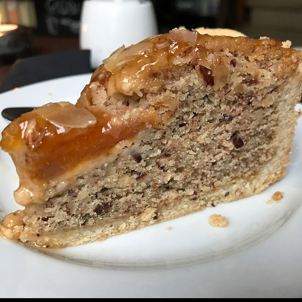 """Photo of CLOSED: Charlie's Vegan Food & Coffee  by <a href=""""/members/profile/marky_mark"""">marky_mark</a> <br/>cake <br/> December 13, 2016  - <a href='/contact/abuse/image/50935/200674'>Report</a>"""