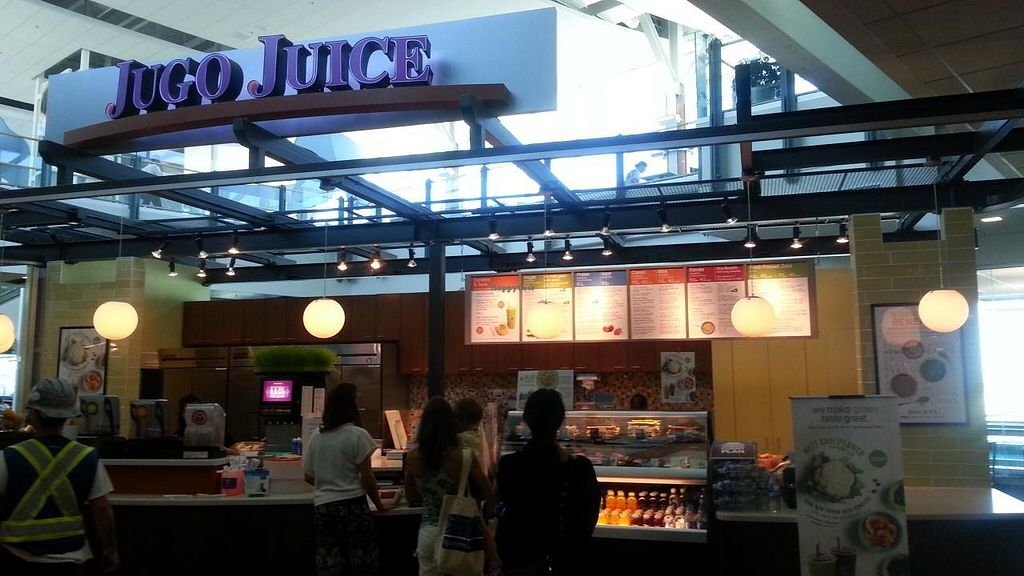 """Photo of Jugo Juice - Airport  by <a href=""""/members/profile/eric"""">eric</a> <br/>Jugo Juice <br/> September 3, 2014  - <a href='/contact/abuse/image/50964/78901'>Report</a>"""