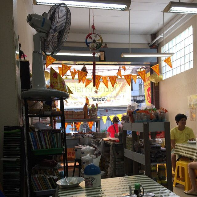 """Photo of CLOSED: A-Ma  by <a href=""""/members/profile/Bobozmom"""">Bobozmom</a> <br/>AMA vegan food in Bangkok  <br/> October 2, 2016  - <a href='/contact/abuse/image/50981/179165'>Report</a>"""