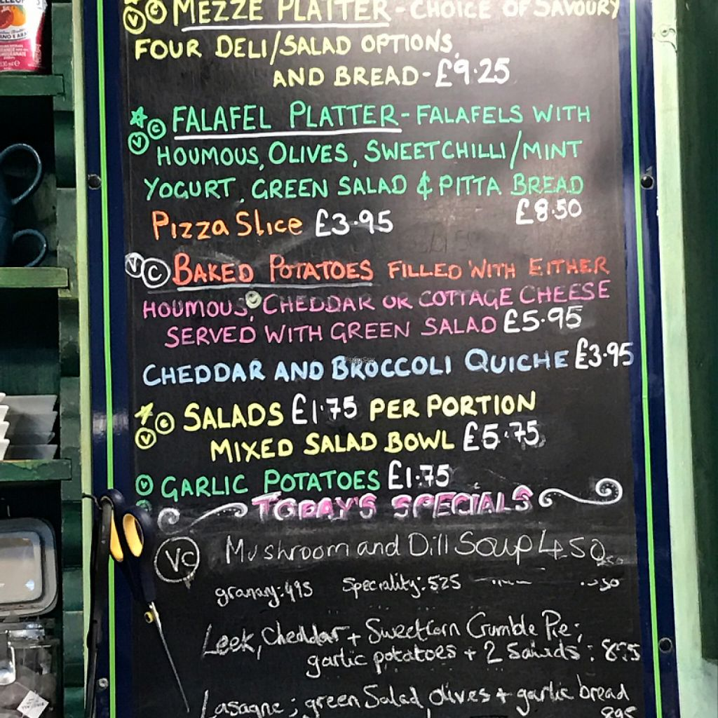 """Photo of Rainbows End Cafe  by <a href=""""/members/profile/vant"""">vant</a> <br/>menu on 12/04/17 <br/> April 12, 2017  - <a href='/contact/abuse/image/5099/247292'>Report</a>"""