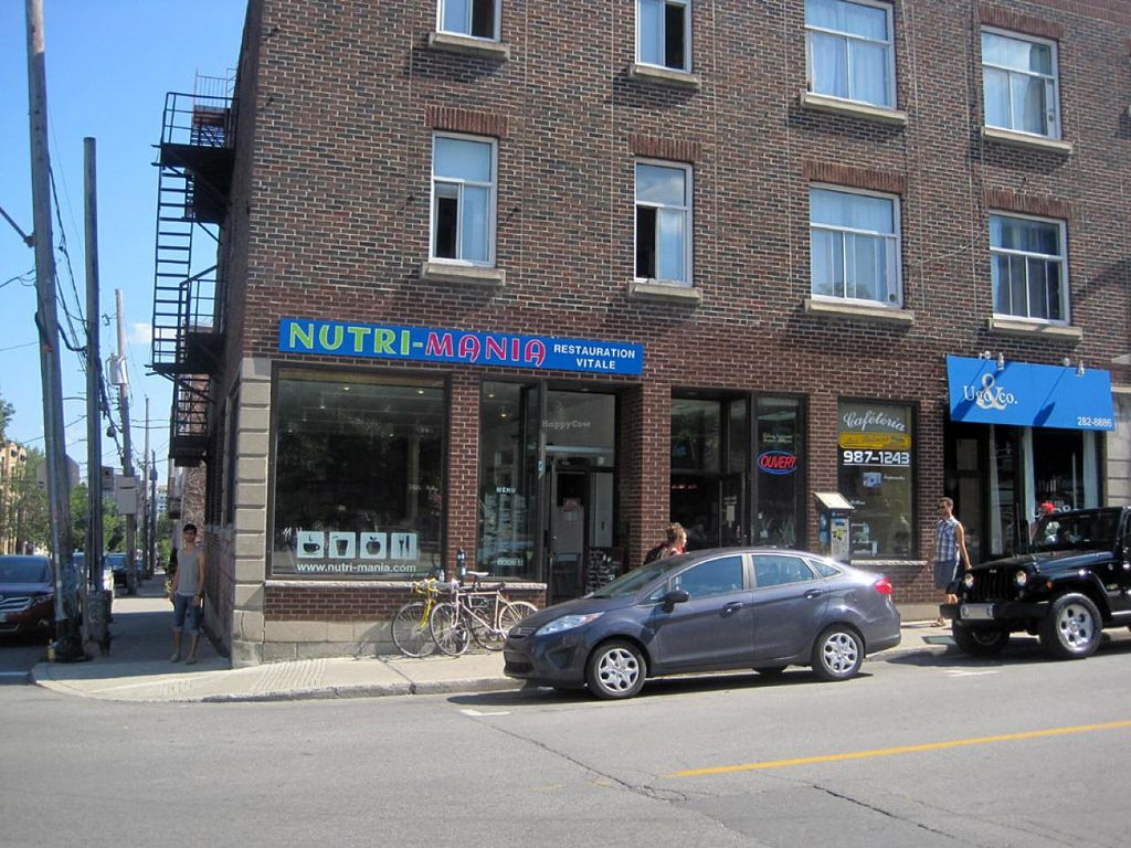 """Photo of CLOSED: Cafe Nutrimania  by <a href=""""/members/profile/Babette"""">Babette</a> <br/>Storefront on Rachel <br/> July 21, 2015  - <a href='/contact/abuse/image/51008/110335'>Report</a>"""