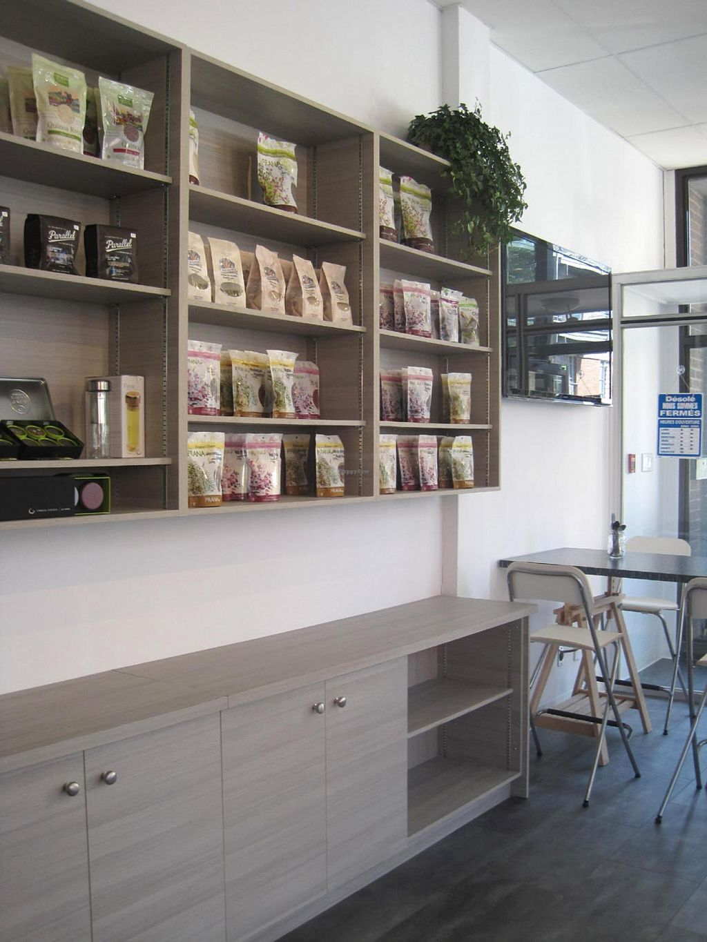 """Photo of CLOSED: Cafe Nutrimania  by <a href=""""/members/profile/Babette"""">Babette</a> <br/>Products <br/> July 21, 2015  - <a href='/contact/abuse/image/51008/110338'>Report</a>"""