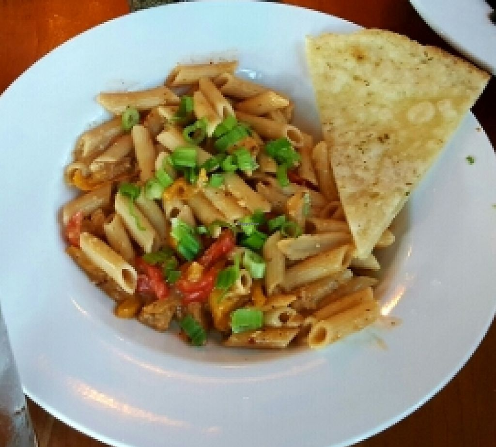 "Photo of Picazzo's Organic Italian Kitchen  by <a href=""/members/profile/VegManda"">VegManda</a> <br/>Vegan Spicy Chipotle Pasta <br/> July 4, 2016  - <a href='/contact/abuse/image/51011/188684'>Report</a>"