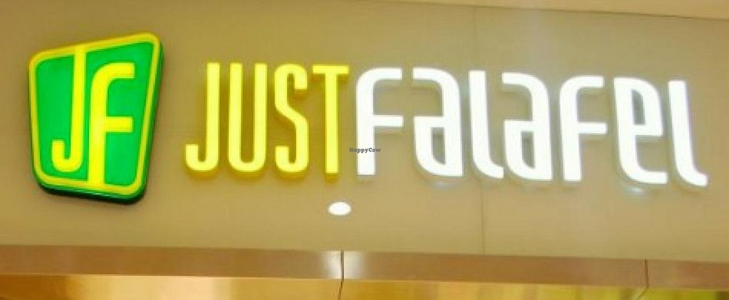 """Photo of Just Falafel - The Gate Mall  by <a href=""""/members/profile/community"""">community</a> <br/>Just Falafel <br/> September 5, 2014  - <a href='/contact/abuse/image/51033/79127'>Report</a>"""
