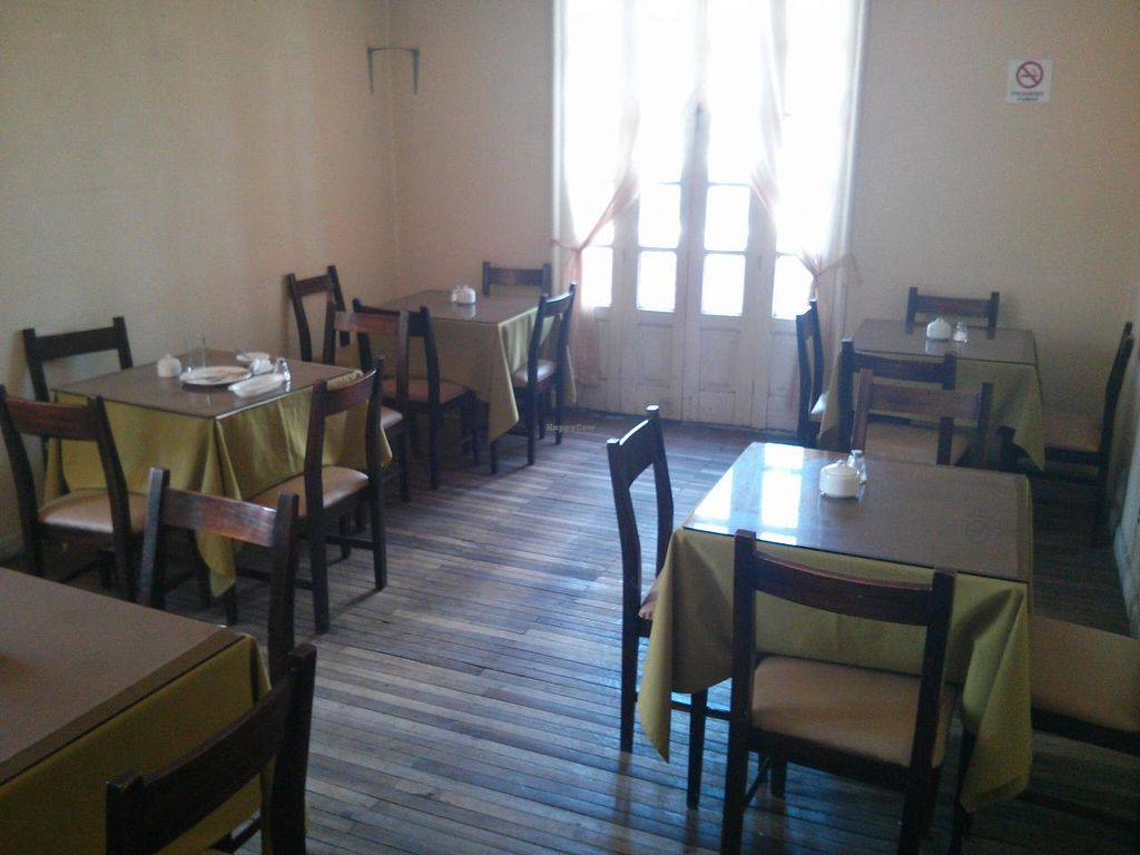 """Photo of CLOSED: Restaurante Vegetariano Amazonas  by <a href=""""/members/profile/earthville"""">earthville</a> <br/>Dining room <br/> September 8, 2014  - <a href='/contact/abuse/image/51045/79432'>Report</a>"""
