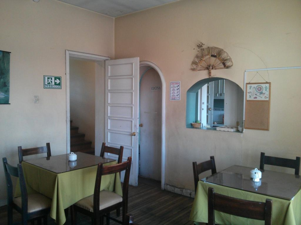 """Photo of CLOSED: Restaurante Vegetariano Amazonas  by <a href=""""/members/profile/earthville"""">earthville</a> <br/>First dining room <br/> September 8, 2014  - <a href='/contact/abuse/image/51045/79433'>Report</a>"""