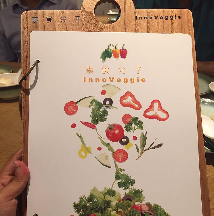 """Photo of Inno Veggie  by <a href=""""/members/profile/Ashni"""">Ashni</a> <br/>menu <br/> November 10, 2017  - <a href='/contact/abuse/image/51076/323908'>Report</a>"""