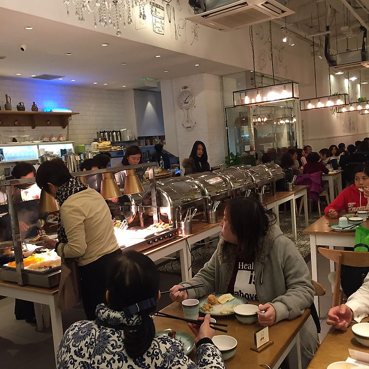"""Photo of Inno Veggie  by <a href=""""/members/profile/Ashni"""">Ashni</a> <br/>busy for buffet dinner <br/> February 4, 2018  - <a href='/contact/abuse/image/51076/354919'>Report</a>"""