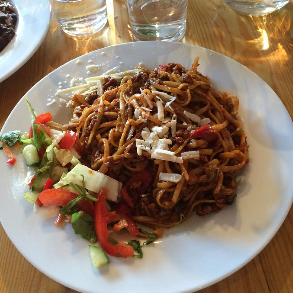 "Photo of Karamel  by <a href=""/members/profile/EmmaBarr"">EmmaBarr</a> <br/>Delicious spag Bol <br/> June 6, 2015  - <a href='/contact/abuse/image/51081/104931'>Report</a>"