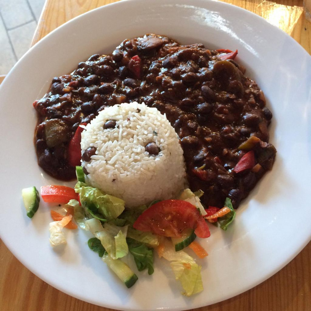 "Photo of Karamel  by <a href=""/members/profile/EmmaBarr"">EmmaBarr</a> <br/>Amazing black bean stew <br/> June 6, 2015  - <a href='/contact/abuse/image/51081/104932'>Report</a>"