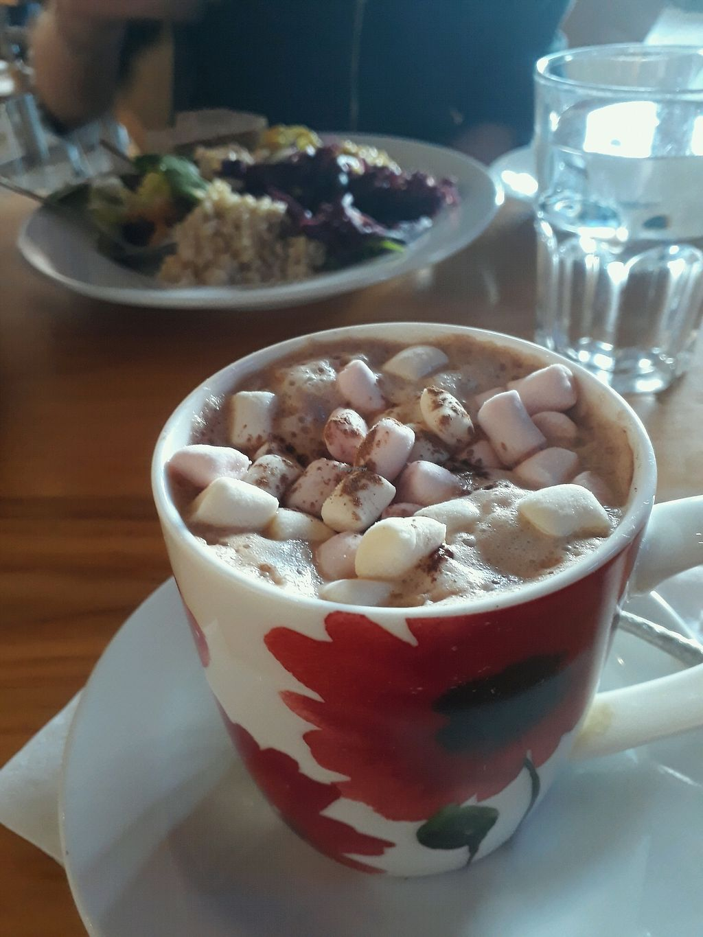 "Photo of Karamel  by <a href=""/members/profile/LauraMu"">LauraMu</a> <br/>Hot chocolate and lunch buffet <br/> January 19, 2018  - <a href='/contact/abuse/image/51081/348619'>Report</a>"