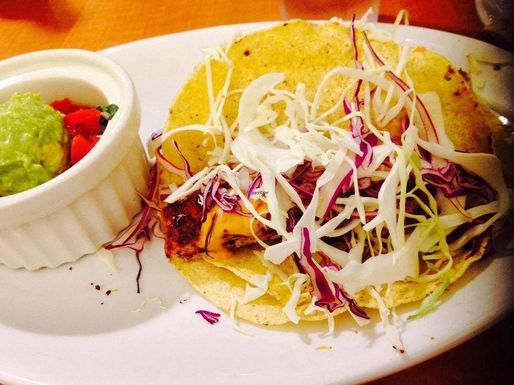 """Photo of CLOSED: Native Foods - Conn Ave  by <a href=""""/members/profile/cookiem"""">cookiem</a> <br/>Baja blackened tacos <br/> October 5, 2014  - <a href='/contact/abuse/image/51093/82245'>Report</a>"""
