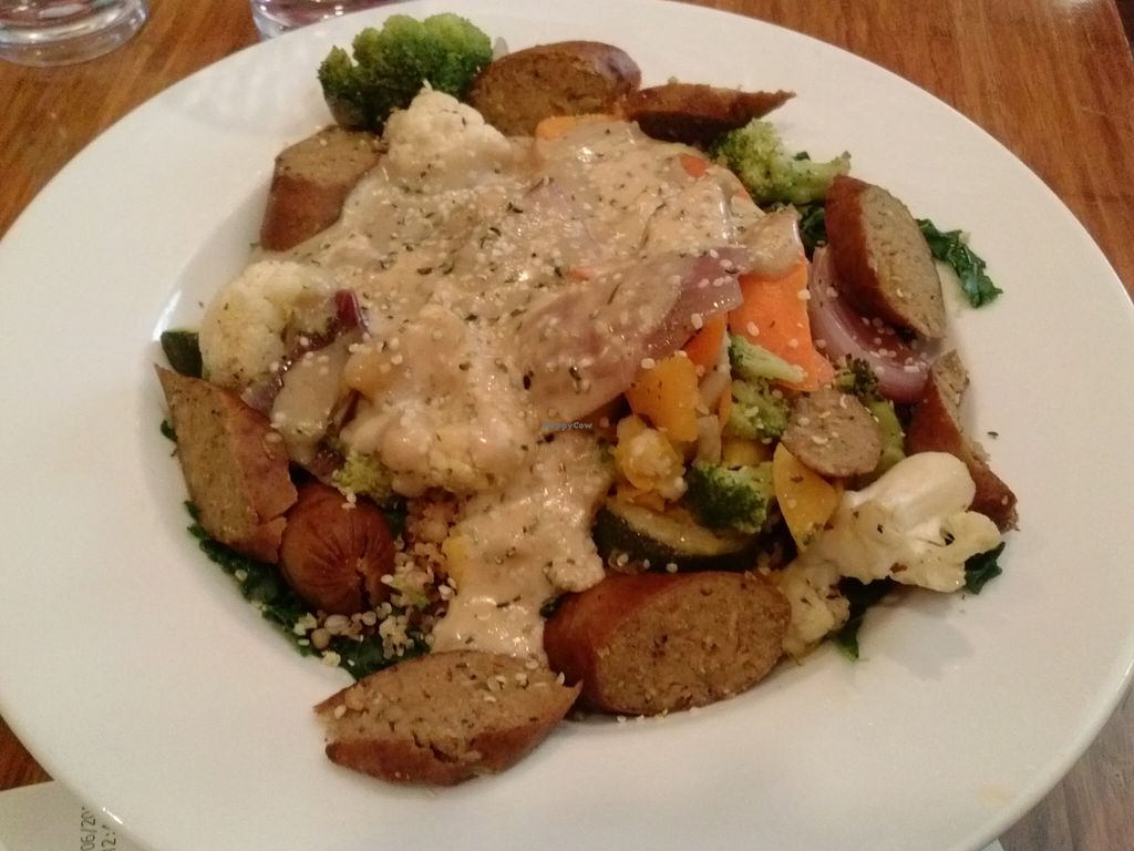 "Photo of Veggie Grill  by <a href=""/members/profile/Sonja%20and%20Dirk"">Sonja and Dirk</a> <br/>Harvest bowl <br/> September 20, 2015  - <a href='/contact/abuse/image/51095/118564'>Report</a>"