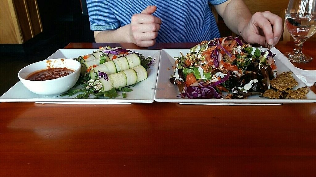 """Photo of Viva  by <a href=""""/members/profile/Ash527"""">Ash527</a> <br/>Proctor Roll and Taco Salad <br/> April 19, 2017  - <a href='/contact/abuse/image/51096/249799'>Report</a>"""