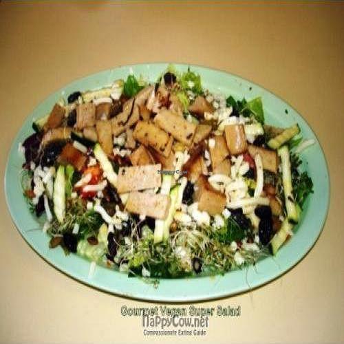 "Photo of Govinda's Veggie Garden  by <a href=""/members/profile/vgarden"">vgarden</a> <br/>gourmet vegan super salad <br/> February 21, 2010  - <a href='/contact/abuse/image/5110/3697'>Report</a>"