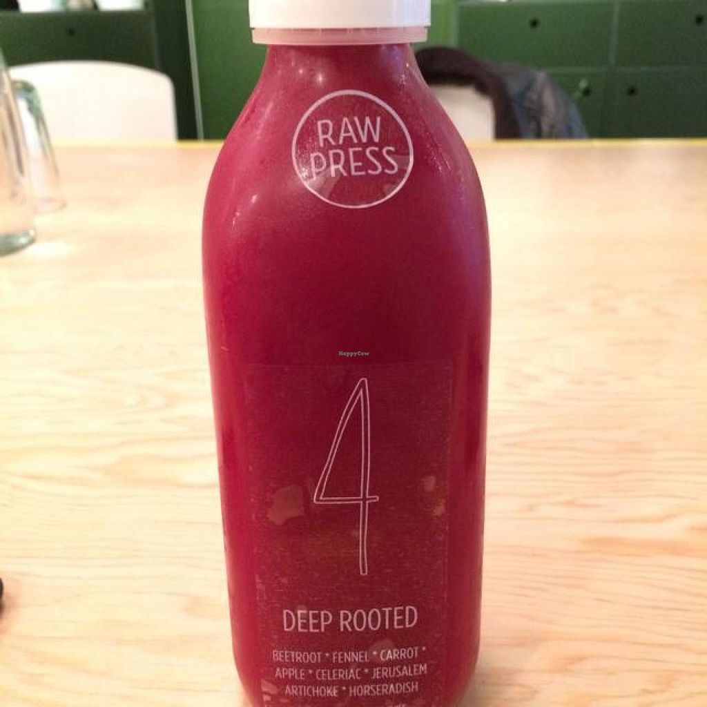 """Photo of Raw Press - Dover St  by <a href=""""/members/profile/DaniM"""">DaniM</a> <br/>Raw pressed juice <br/> September 22, 2014  - <a href='/contact/abuse/image/51116/80667'>Report</a>"""