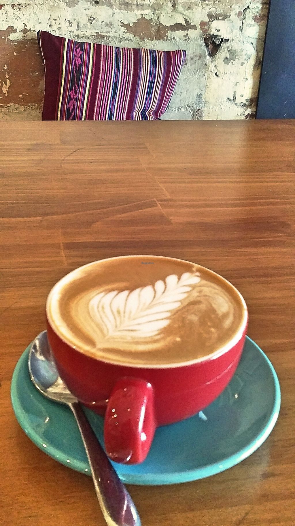 """Photo of Wild Timor Cafe  by <a href=""""/members/profile/verbosity"""">verbosity</a> <br/>Almond Coffee <br/> November 17, 2015  - <a href='/contact/abuse/image/51127/125332'>Report</a>"""