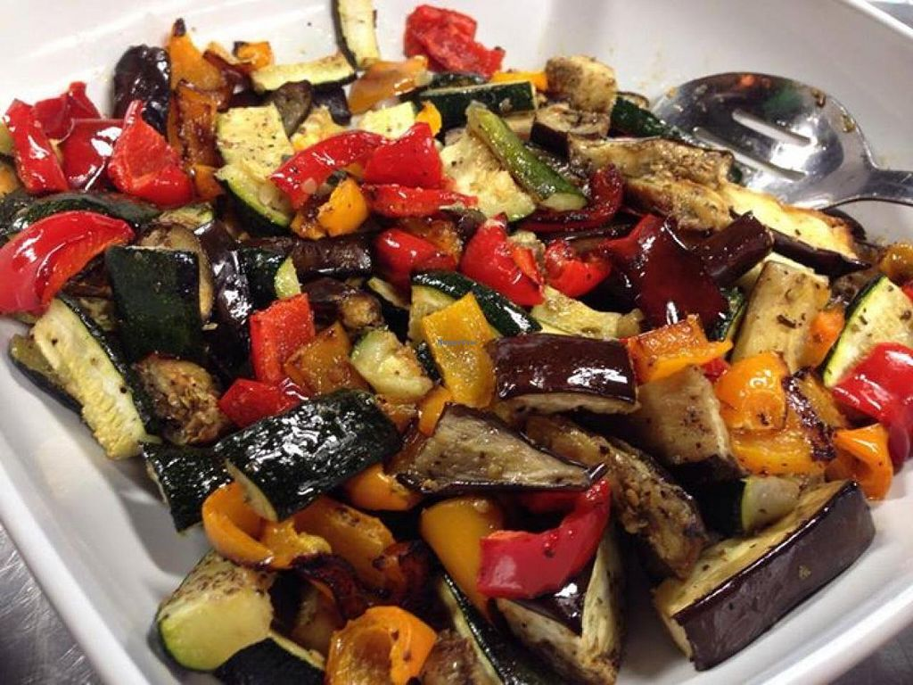 """Photo of Good People Kitchen  by <a href=""""/members/profile/community"""">community</a> <br/>grilled veggies <br/> September 18, 2014  - <a href='/contact/abuse/image/51135/80315'>Report</a>"""