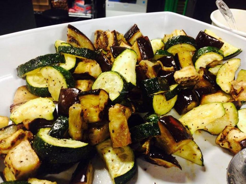 """Photo of Good People Kitchen  by <a href=""""/members/profile/community"""">community</a> <br/>zucchini dish  <br/> September 18, 2014  - <a href='/contact/abuse/image/51135/80316'>Report</a>"""