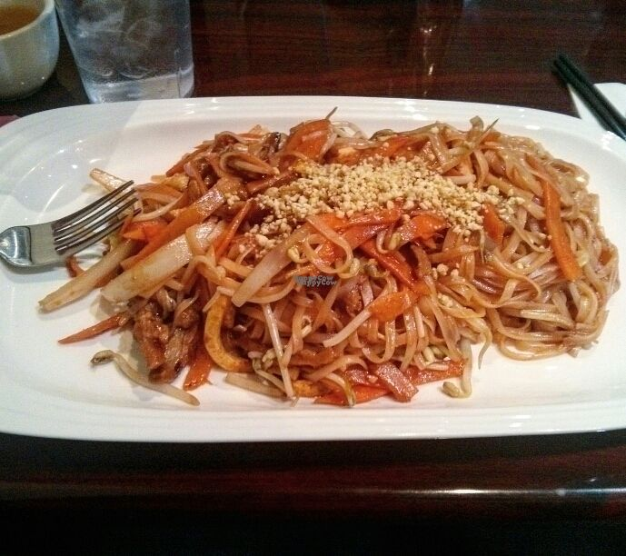 """Photo of Asian Stars Restaurant  by <a href=""""/members/profile/Veganchick11"""">Veganchick11</a> <br/>vegan pad Thai  <br/> September 25, 2016  - <a href='/contact/abuse/image/51149/177930'>Report</a>"""